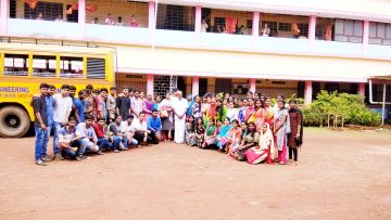 Visit at Navajeevan Trust