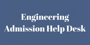 Engineering Admission HelpDesk -2018